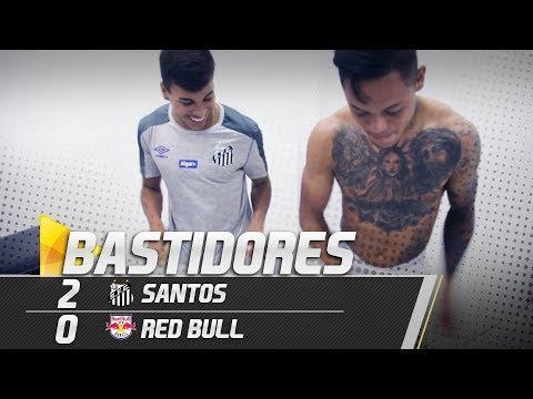 Santos 2 x 0 Red Bull | BASTIDORES | Paulistão (23/03/19)