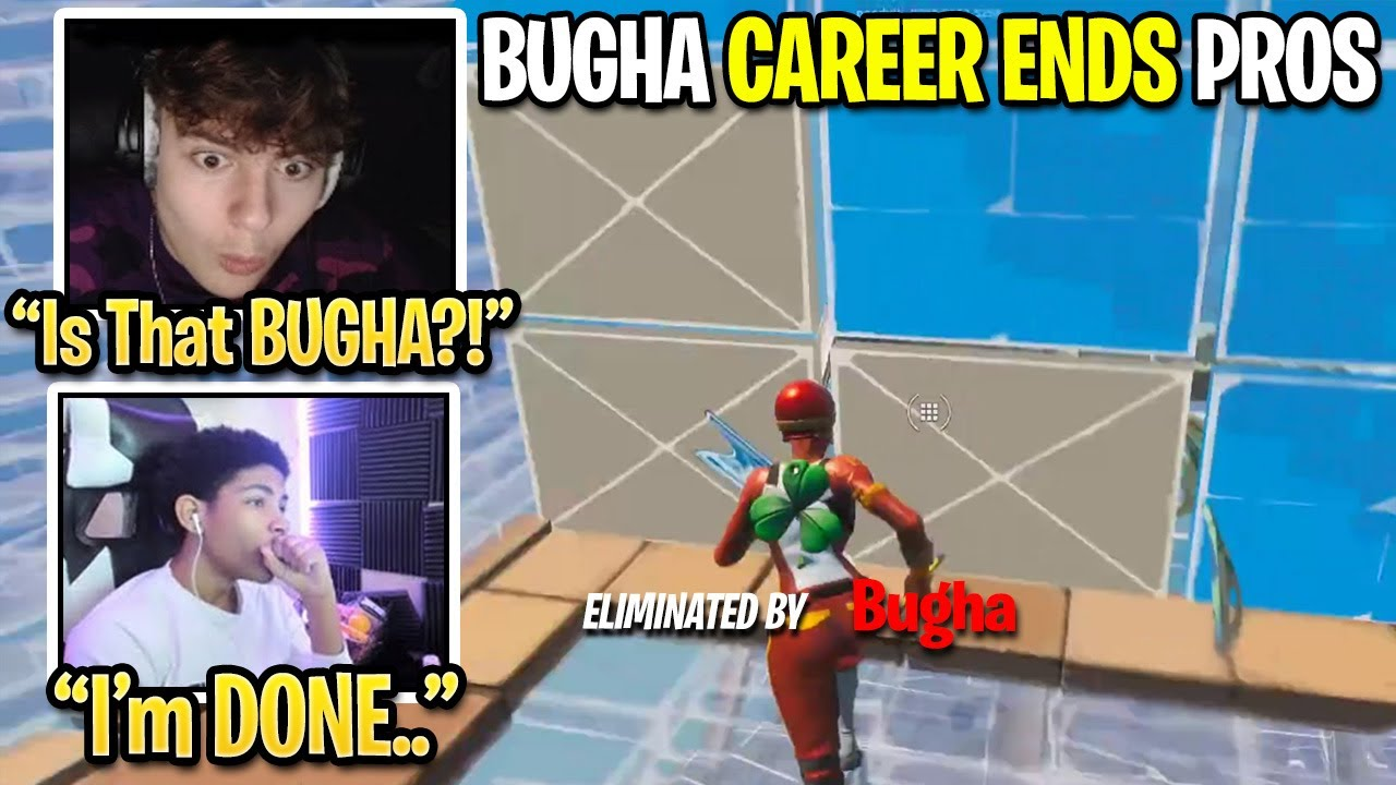 Bugha CAREER ENDS These Pro Players With Ease in Trio Arena! (Fortnite Season 4)