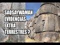 CONSTRUYERON LOS EXTRATERRESTRES SACSAYHUAMAN? COMO DERRETÍAN LA PIEDRA - CHINKANAS E INSCRIPCIONES