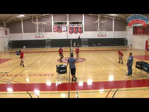 Drill to Create Better Volleyball Passers!