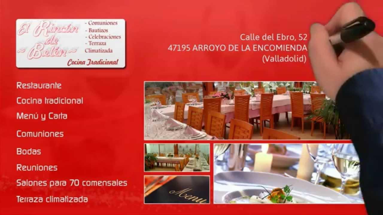 Restaurantes en Arroyo de la Encomienda Valladolid El