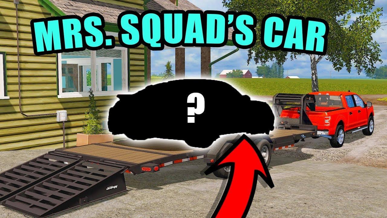 we-got-mrs-squad-a-suprise-brand-new-porshe-or-old-general-lee-farming-simulator-2017