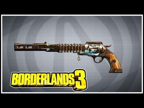 Unforgiven Borderlands 3 Legendary Showcase