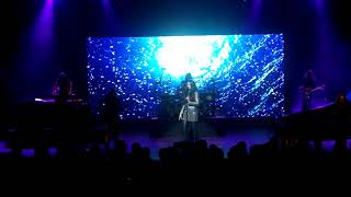 """Nightwish """"Deep Silent Complete"""" 3/18/2018 at The Egg in Albany NY."""