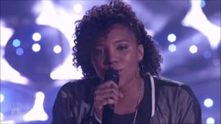 Jayna Brown: NAILS Katy Perry's Rise, Rise, Rise | Semi-finals (FULL) | America