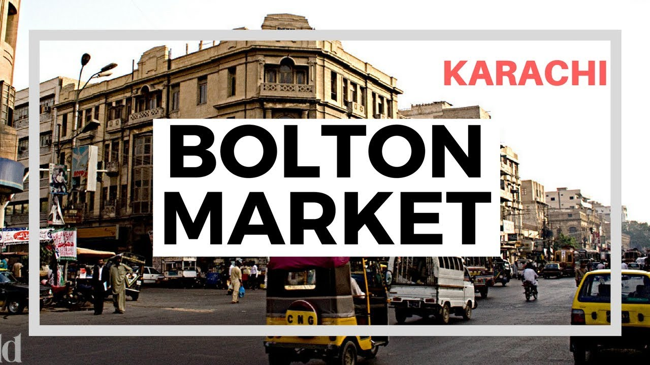 f526d24b8f Bolton Market Karachi (Wholesale Market) - TOUR GUIDE 2018 - YouTube