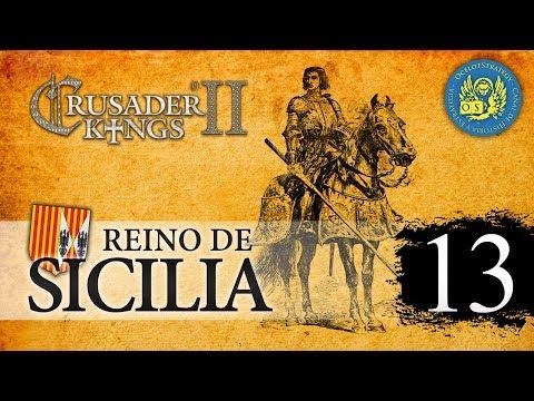Crusader Kings 2 | Partida de Sucesión | Los últimos sueños de Bohemond #13 | En Español