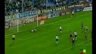 Real Zaragoza 3 - Mallorca 0 Temporada 99-00
