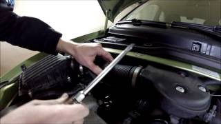 Opel Corsa B | Luftmassenmesser defekt