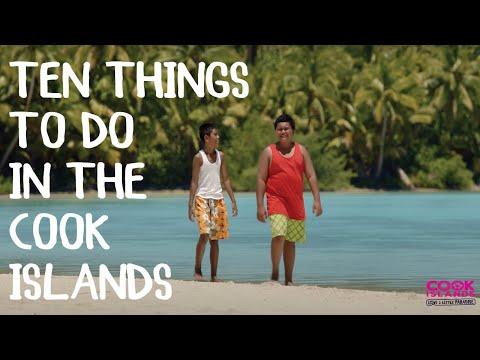 Katu Kanga - 10 things to do in the Cook Islands