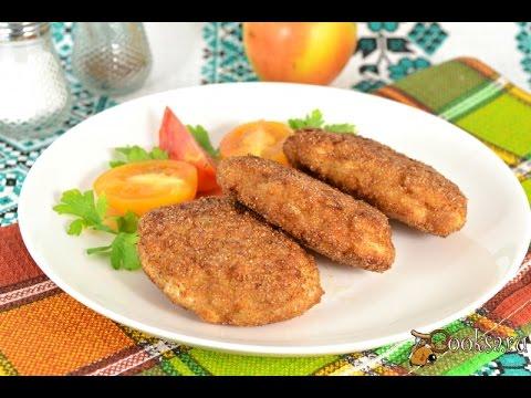 Нежные куриные котлеты Киев Град - кулинарный рецепт