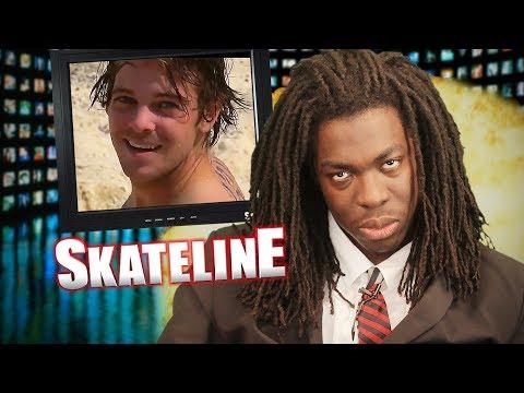 SKATELINE - Chris Joslin, Chris Cole,...