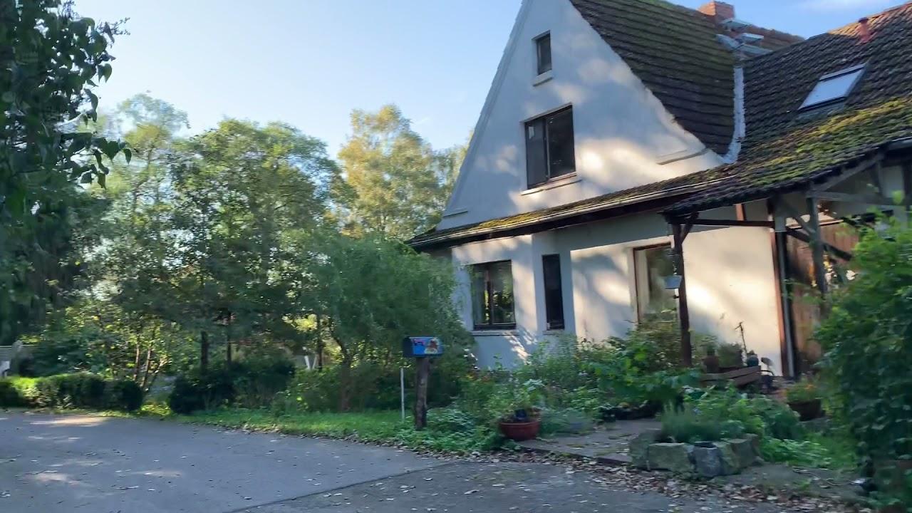 从 Schwerin 南下  单车环德  10132021