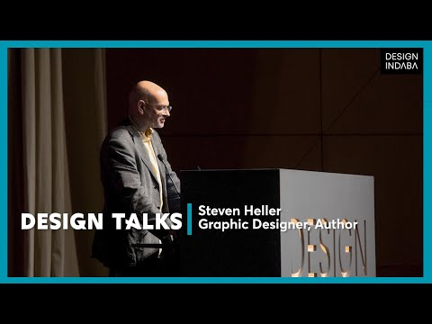 Steven Heller on how an addiction developed into a calling