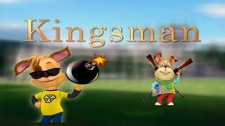Kingsman: Золотое кольцо | ТРЕЙЛЕР ПАРОДИЯ |