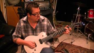 Kenny Loggins - Footloose - Guitar Lesson by Mike Gross