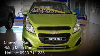 Review Chevrolet Spark Duo tại Chevrolet Nam Hải BRVT