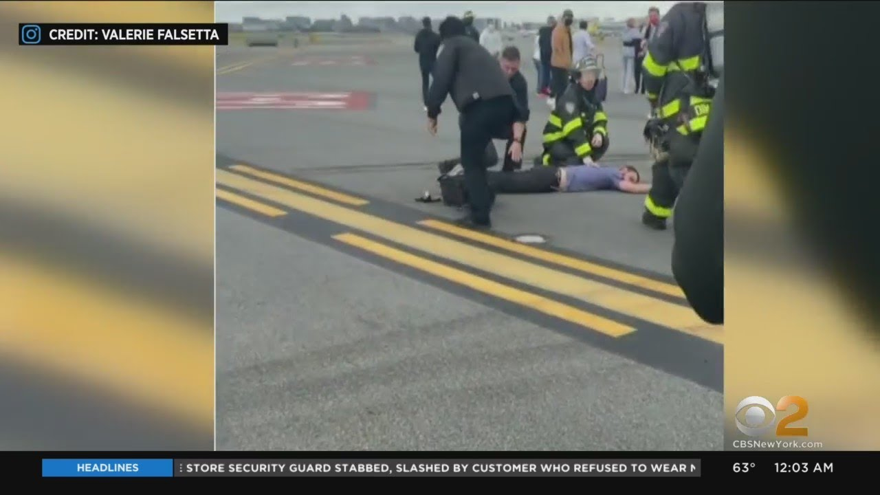 No Charges For Passenger In LaGuardia Airport Emergency Landing