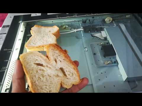 What happens if you photocopy bread ???