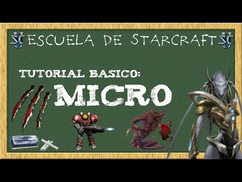 Starcraft 2 Tutorial Básico: MICRO