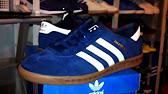 size 40 2f7d4 8513f Отчет об отправке Adidas HAMBURG - YouTube