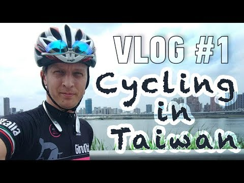 CYCLING VLOG#1: TAIWAN
