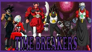 ** Dragon Ball Heroes Time Breakers and Dark Empire Explained  **