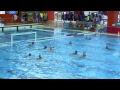 CCCAN 2017 - Water Polo   TRINIDAD vs. DOMINICAN REPUBLIC   Open Men's