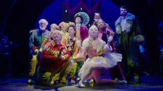 Charlie and the Chocolate Factory the Musical on Broadway, Starring Christian Borle as Willy Wonka