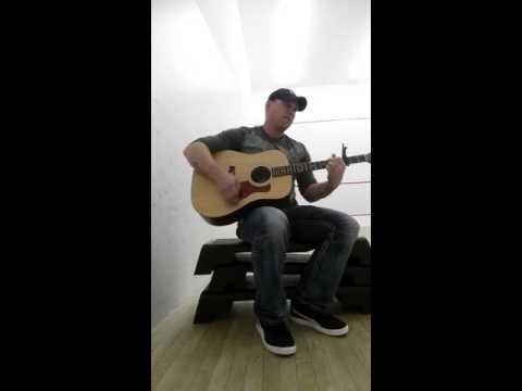 Mike Elliott - Wagonwheel - Against Me (cover)