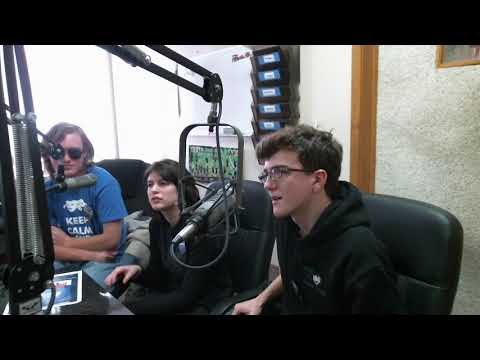 """Cast members from 'Almost Maine"""" at Faribault High School on AM Minnesota"""