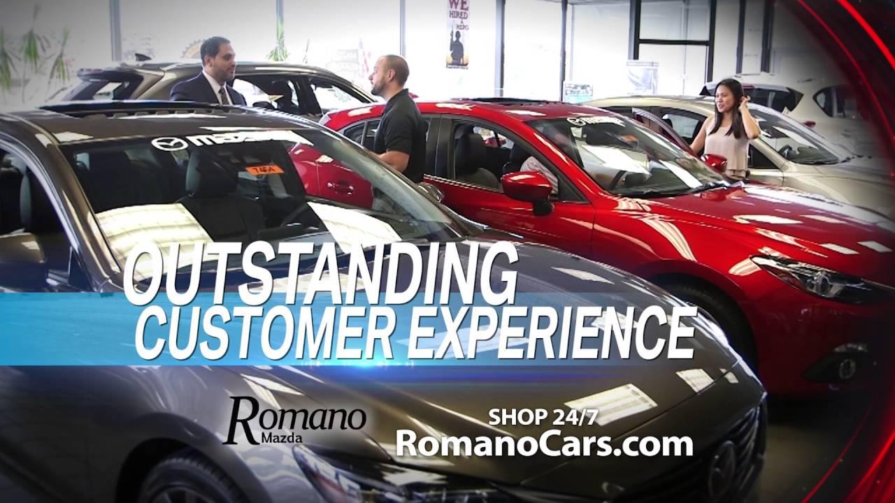 Used Car Dealerships Syracuse Ny >> Great Selection Of New And Used Mazdas At Our Syracuse Ny Dealership Romano Mazda