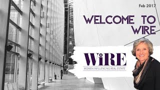 WiRE w/ Debbie Holloway: Welcome to WiRE!