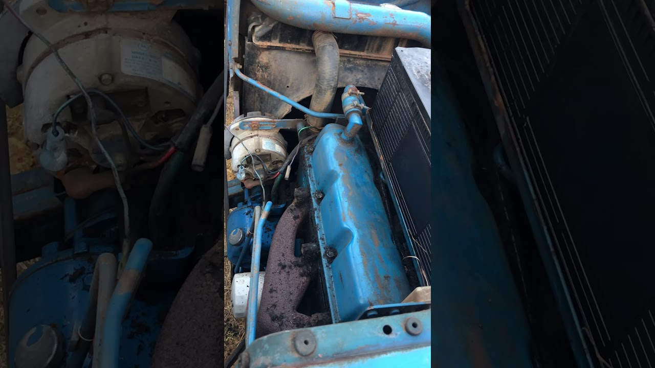 4100 engine wiring ford 4100 tractor knocking from engine youtube  ford 4100 tractor knocking from engine