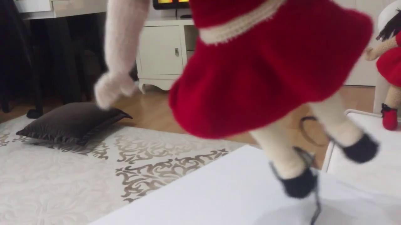 Amigurumi zeynep bebek 5.bölüm baş örülüşü... - YouTube | 720x1280