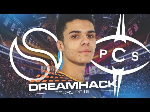 TEAM SOLARY VS PCS MEMENTO [DREAMHACK 2018] - Phase de Groupe
