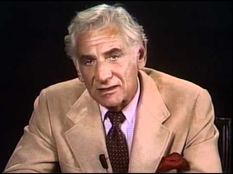 Leonard Bernstein Discusses Beethoven's 9th Symphony