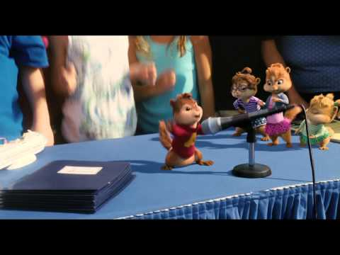Alvin & The Chipmunks: Chipwrecked - Trouble (Official Video)