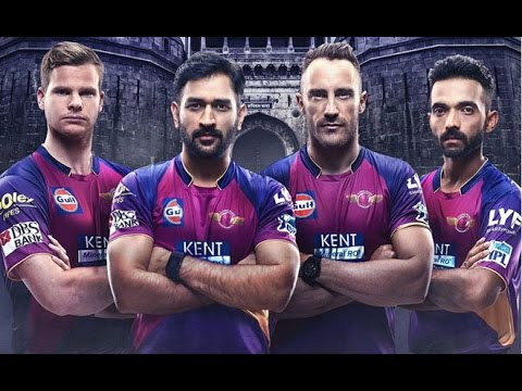 Rising Pune Supergiants Official theme song 2017