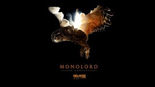 MONOLORD - No Comfort [FULL ALBUM STREAM]