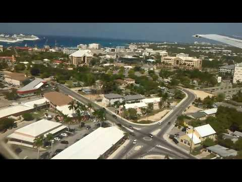 Cayman Islands view from the Top - February 4, 2017