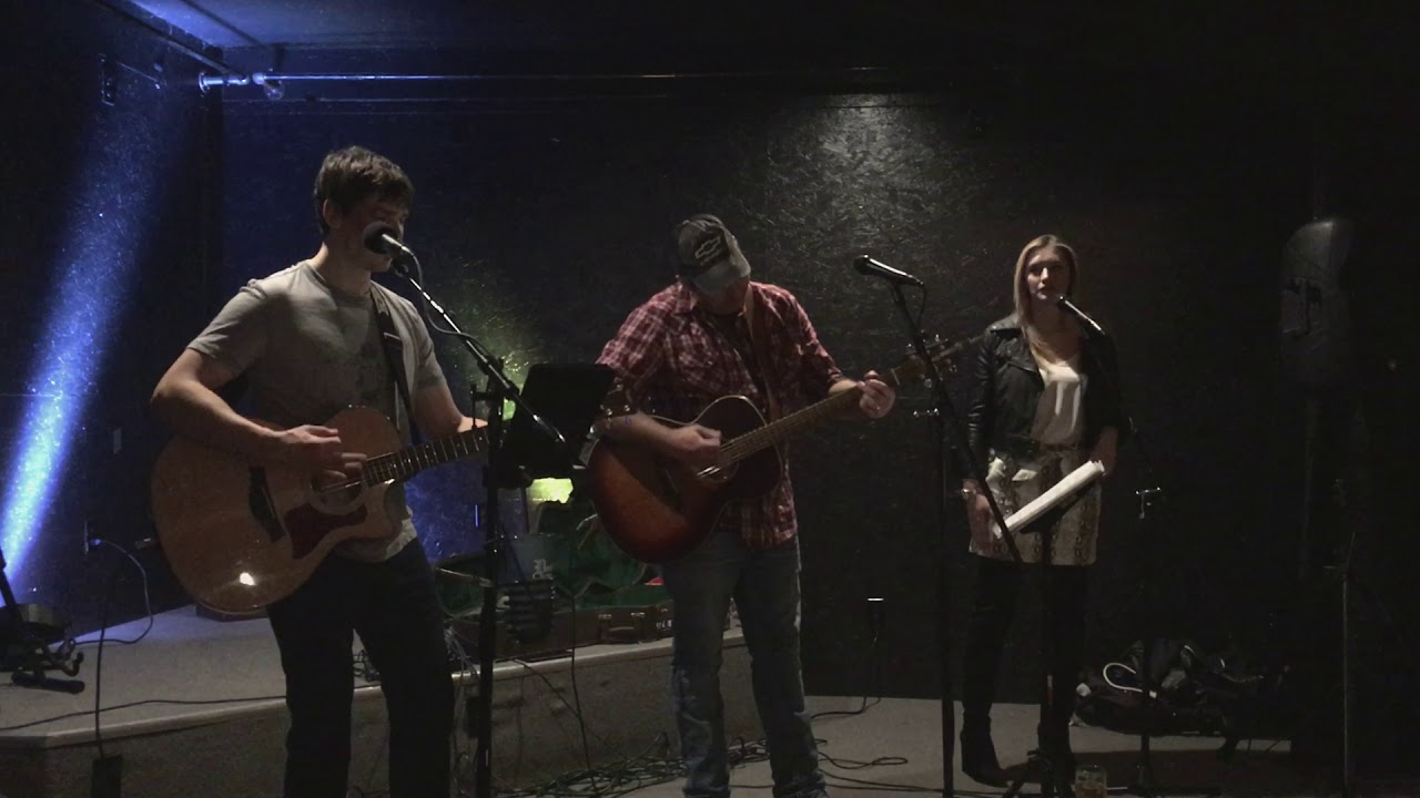 Take Me Home Country Roads live cover