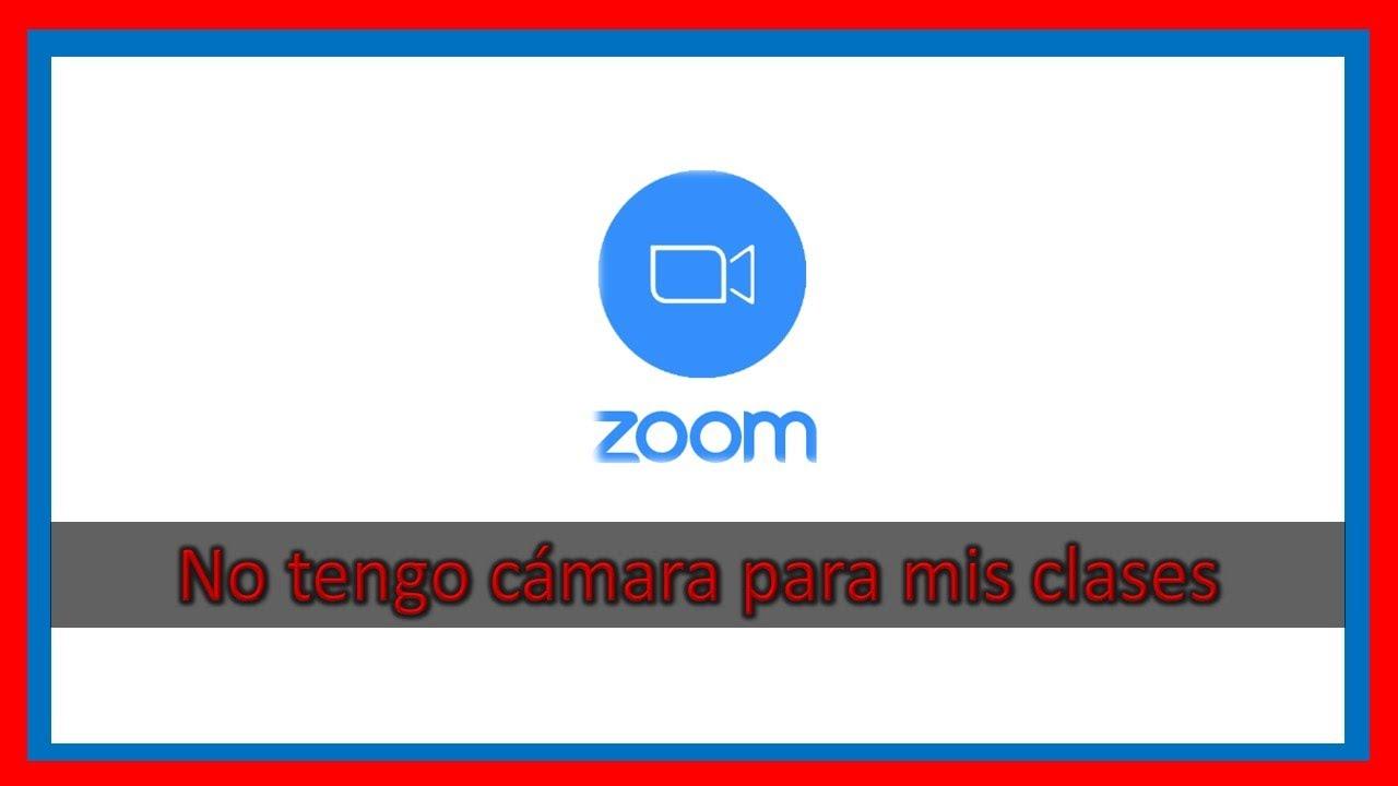 📵cómo usar la camara de mi celular en zoom (2020) cámara del celular para clases y reuniones en zoom