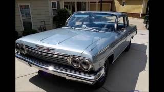 1962 409 Show and Go Belair For Sale!