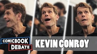 Kevin Conroy Talks About His Batman Helping People With Tough Childhoods | CBD Interview