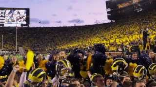 Michigan football Pump Up - Seven Nation army streaming