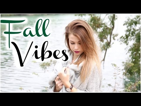 [ Un mois, une semaine n°15 ] : Fall Vibes & Lookbook !