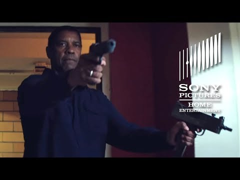 The Equalizer 2- Now on Blu-ray and Digital