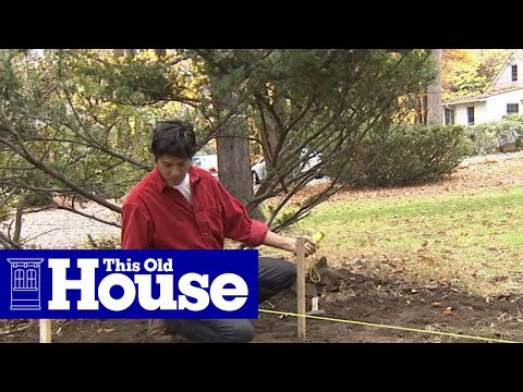 How To Build A Stone Planter This Old House Youtube