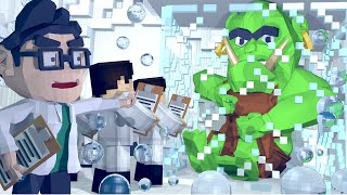 The Return of Professor Pikalus! (Minecraft Machinima)